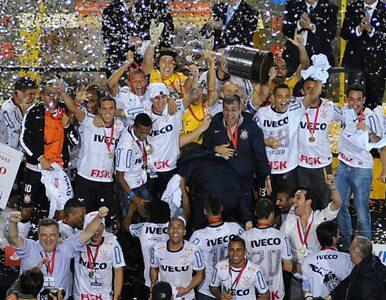 Corinthians Sao Paulo wygrało Copa Libertadores. Teraz zmierzą się z...