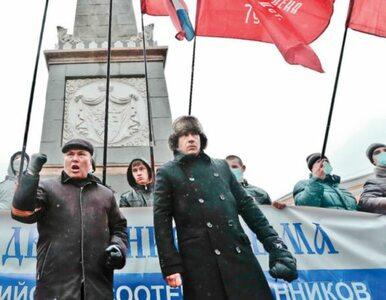 Tak Rosjanie myślą o kryzysie na Ukrainie
