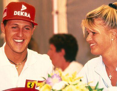 """Pierwszy wywiad żony Michaela Schumachera od ponad 6 lat. """"Jest w..."""