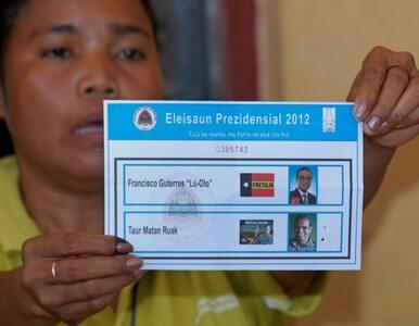 Timorem Wschodnim będzie rządził generał. Jego przepis na kryzys?...