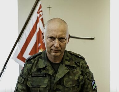 """Gen. Różański został doradcą Hołowni. """"To człowiek absolutnie wyjątkowy"""""""