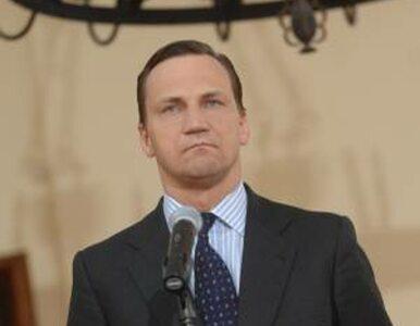 Sikorski wycina pisowskich kandydatów na ambasadorów