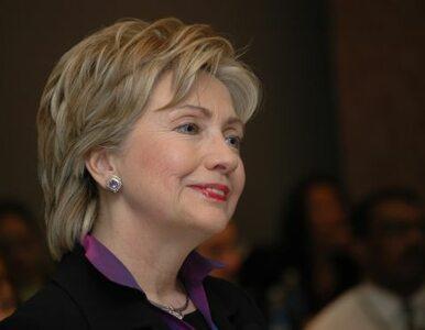 Clinton zapewnia: USA będzie rządzić światem. Pokojowo