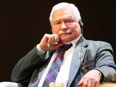 """Lech Wałęsa podzielił się zdjęciem z wypoczynku. """"Już widzę te złośliwe..."""