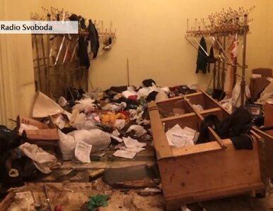 Prorosyjscy demonstranci przepuścili szturm na siedzibę władz w Charkowie