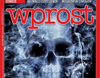 Rak płuc zabija Polaków, były ksiądz okradał cudzoziemców. Co w nowym...