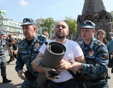 """Przeciwnik Putina głoduje w areszcie. """"Jestem niewinny"""""""