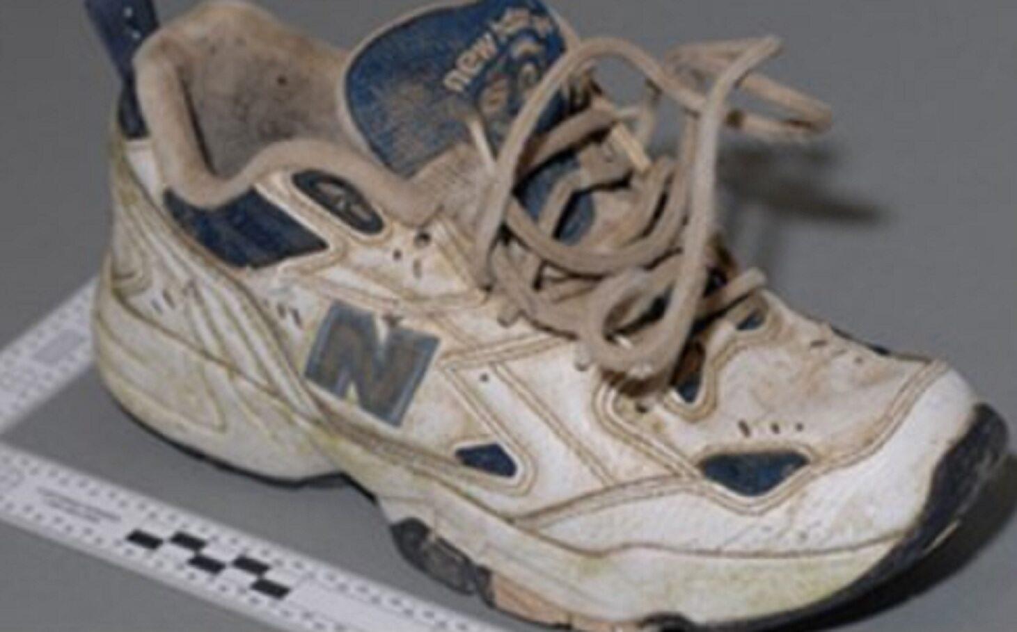 Czwarty znaleziony but