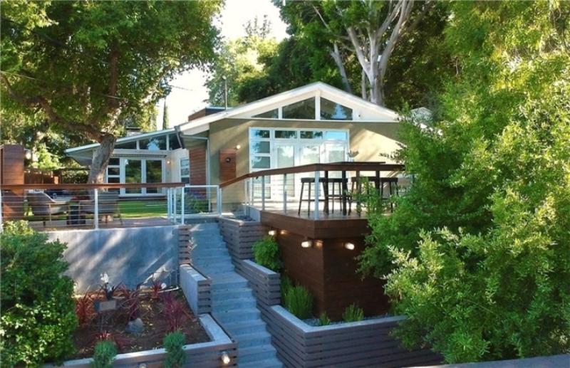 Dom w Encino w Los Angeles