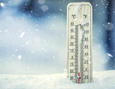 Prognoza pogody. Słaby śnieg poprószy na południowym-wschodzie