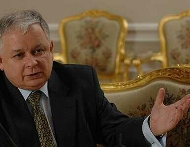 L. Kaczyński: nie jest dobrze, gdy prezydent i szef MSZ są skonfliktowani