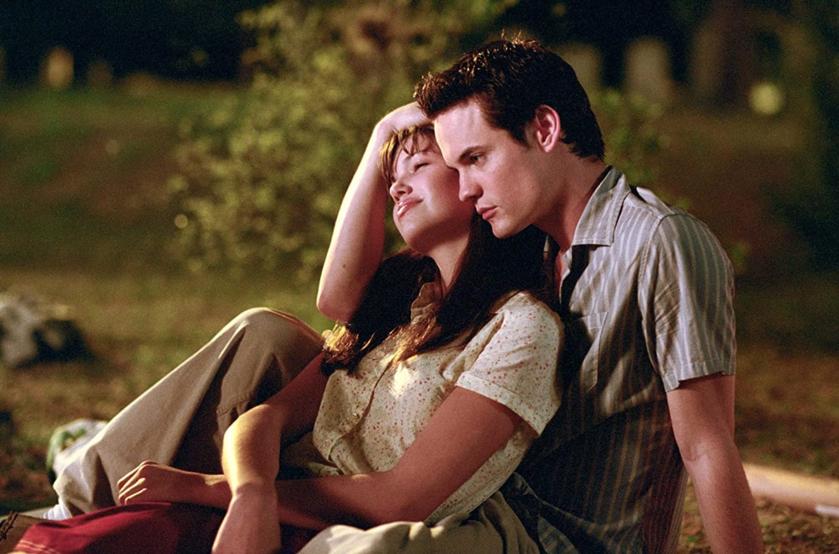 """Mandy Moore i Shane West w filmie """"Szkoła uczuć"""""""