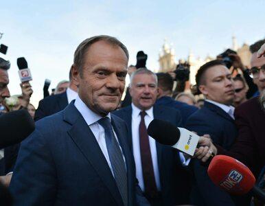 Paweł Adamowicz wygrał w Gdańsku. Jest komentarz Donalda Tuska