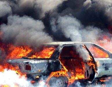 Kolejną noc w Berlinie płonęły samochody