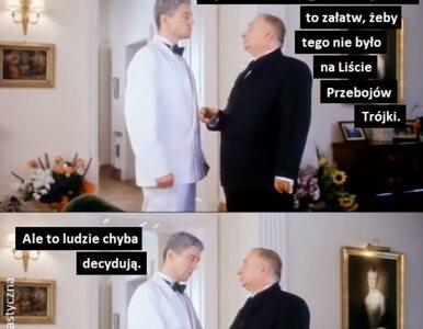 Zamieszanie wokół piosenki Kazika i Listy Przebojów Radiowej Trójki....