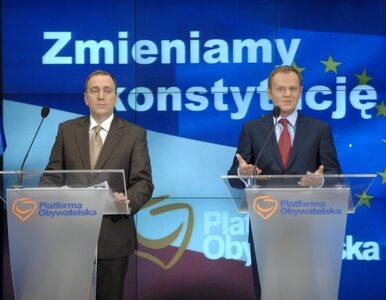 Większość Polaków chce zmian w konstytucji