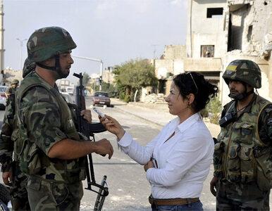 Rosja: rebelianci w Syrii też łamią prawa człowieka