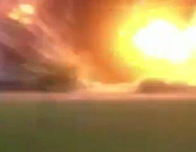 """Wybuch w Teksasie. """"Jak wybuch bomby atomowej"""""""