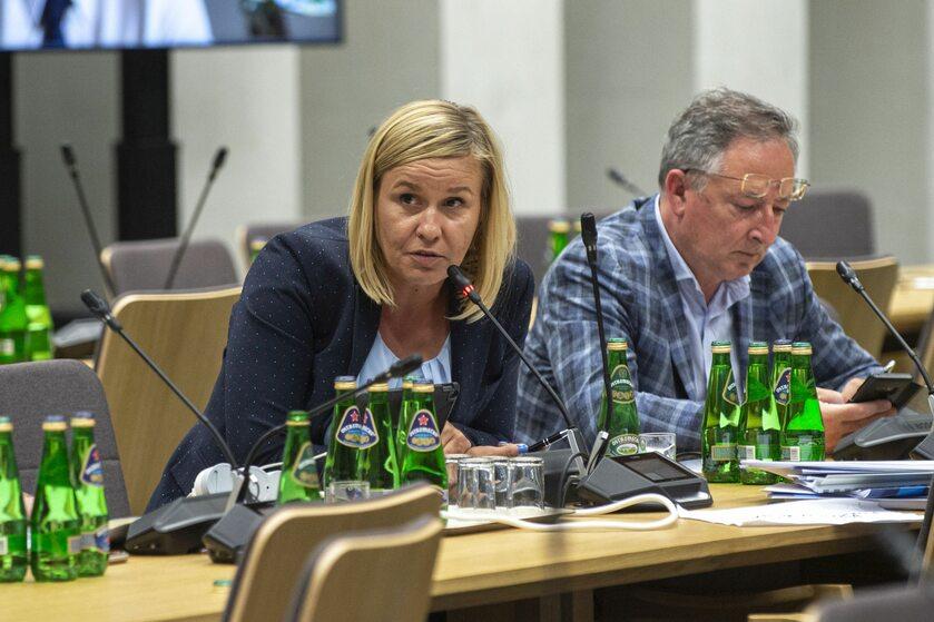Magdalena Filiks i Bartłomiej Sienkiewicz