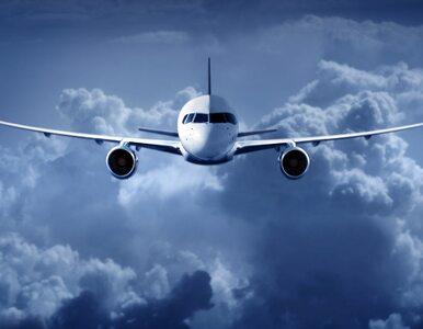 Gdańsk. Awantura na pokładzie samolotu. Pasażera wyprowadzili...