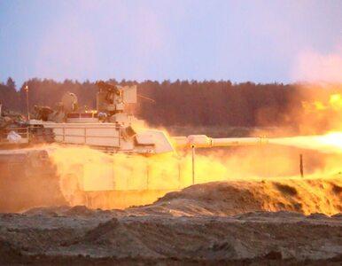 Odstraszanie Rosji? Amerykanie wysyłają czołgi do Gruzji
