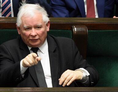 """To był niespodziewany cios dla Kaczyńskiego. Prezes PiS ustali """"nazwiska..."""