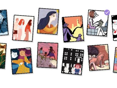 Specjalny Doodle od Google z okazji Międzynarodowego Dnia Kobiet