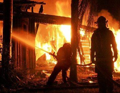 """Strażacy prowadzą akcję protestacyjną. """"W grudniu może zabraknąć środków"""""""