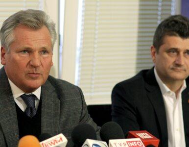 Kwaśniewski: Palikot to już nie młodzieniaszek