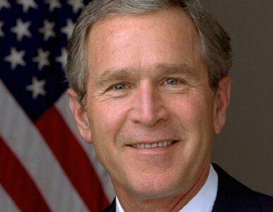 """""""Aresztować Busha natychmiast. To zbrodniarz wojenny"""". Demonstracja w..."""