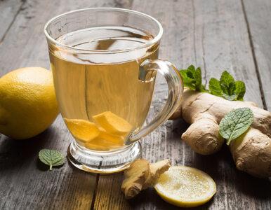 Herbata imbirowa – idealna w sezonie jesienno-zimowym i nie tylko