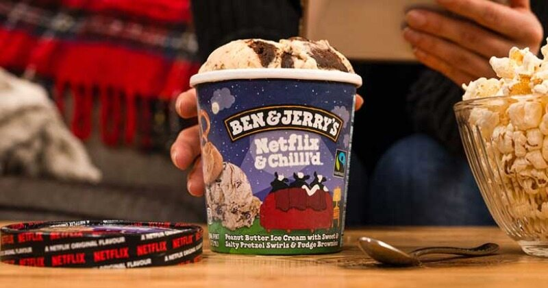 """Lody Ben & Jerry """"Netflix and Chill"""""""