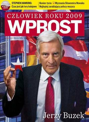 Okładka tygodnika WPROST: 5/2010
