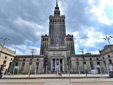 Przed Pałacem Kultury powstanie tablica upamiętniająca Piotra Szczęsnego