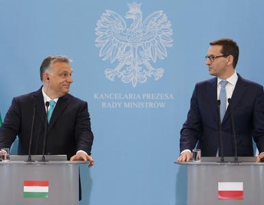 """Victor Orban napisał do premiera Morawieckiego. """"Niepodległość wciąż..."""