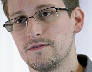 Snowden rektorem na Uniwersytecie w Glasgow