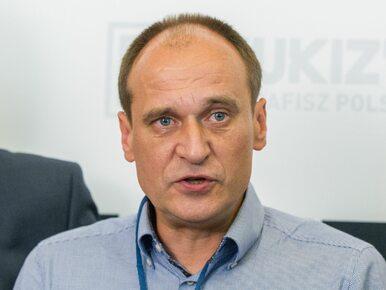 """Paweł Kukiz publikuje wymowne zdjęcie z okolicy Sejmu. """"Zapowiada się..."""