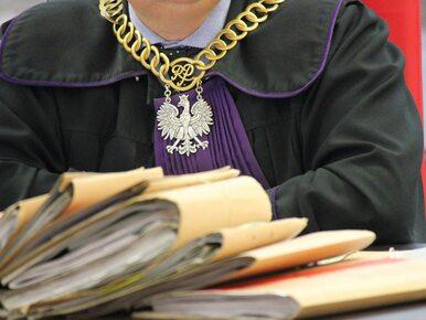 Nowy prezes krakowskiego sądu karany dyscyplinarnie