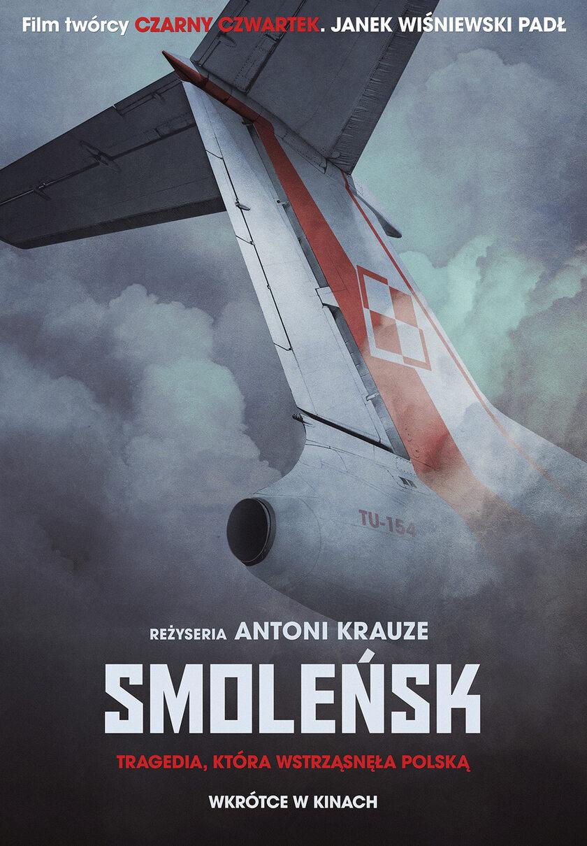 Plakat filmu Smoleńsk (2016)