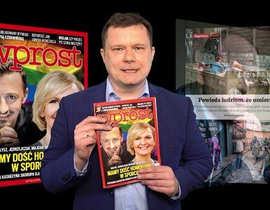 """Co w nowym """"Wprost""""? Zapowiada Jacek Pochłopień, redaktor naczelny"""