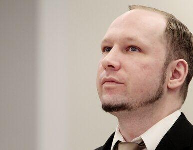 Breivik: zabijałem w sposób spektakularny, bo chroniłem Norwegię przed...