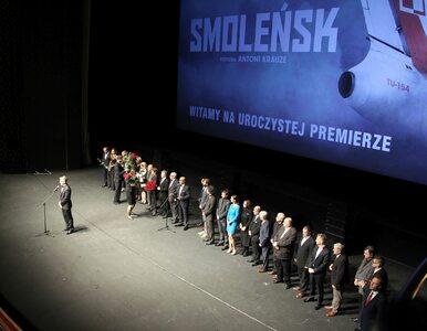 """Polskie ambasady wyemitują """"Smoleńsk"""" na 10 kwietnia. Według MSZ film..."""