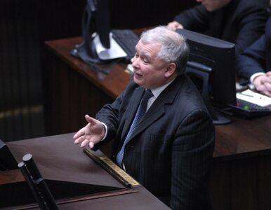 Kaczyński krytykuje rząd za politykę wobec Rosji