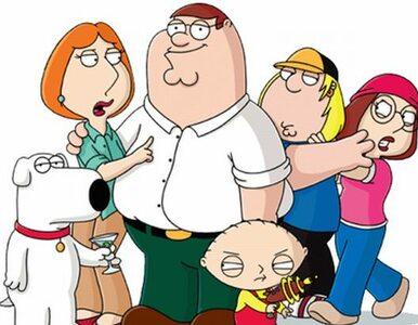 Family Guy kpi z dziecka Palin