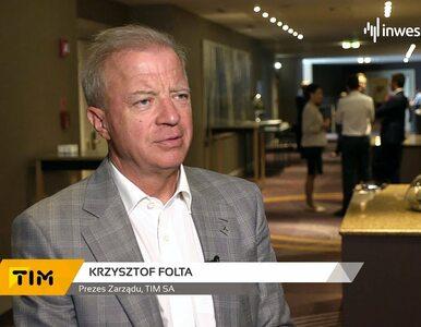 TIM SA, Krzysztof Folta - Prezes Zarządu, #242 PREZENTACJE WYNIKÓW