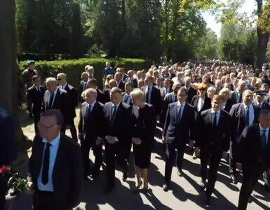 """Tłumy pożegnały Irenę Szewińską. """"Dla świata była wspaniałą..."""