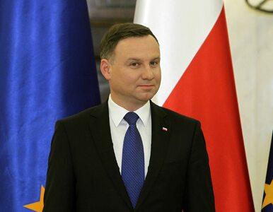 """Andrzej Duda dla """"Wprost"""": Przeprowadzono akcję propagandową, która..."""