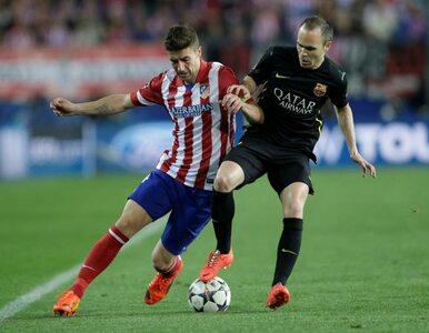 Iniesta: Barcelona nie zasłużyła na wygraną