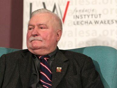 Lech Wałęsa trafił do szpitala. Frasyniuk publikuje apel