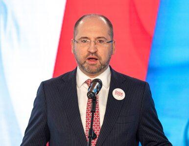 Adam Bielan oczekuje interwencji ambasadora Niemiec. Chodzi o okładkę...
